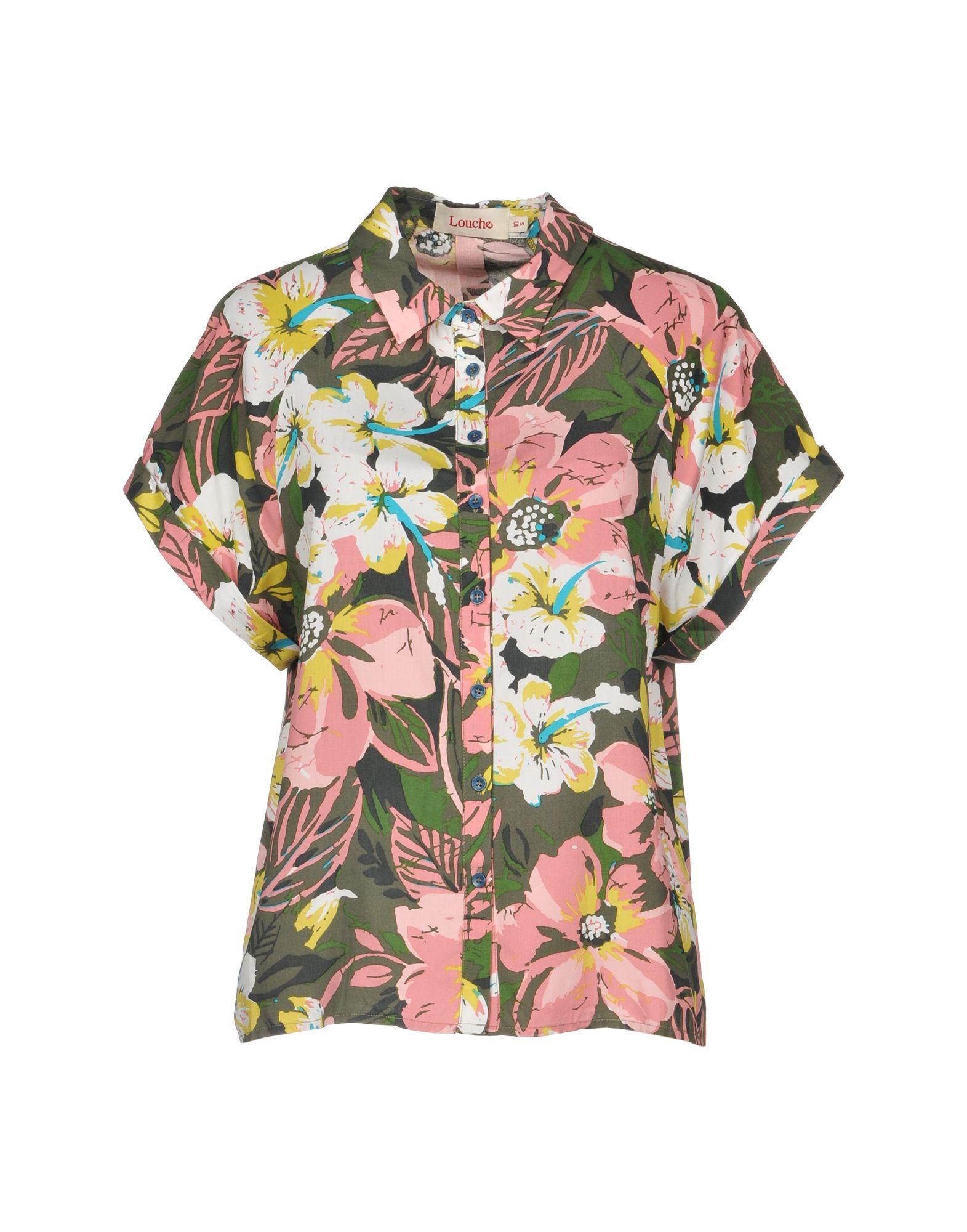 Camicie E bluse A Fiori Louche donna donna - 38758115EL  Auswahl mit niedrigem Preis