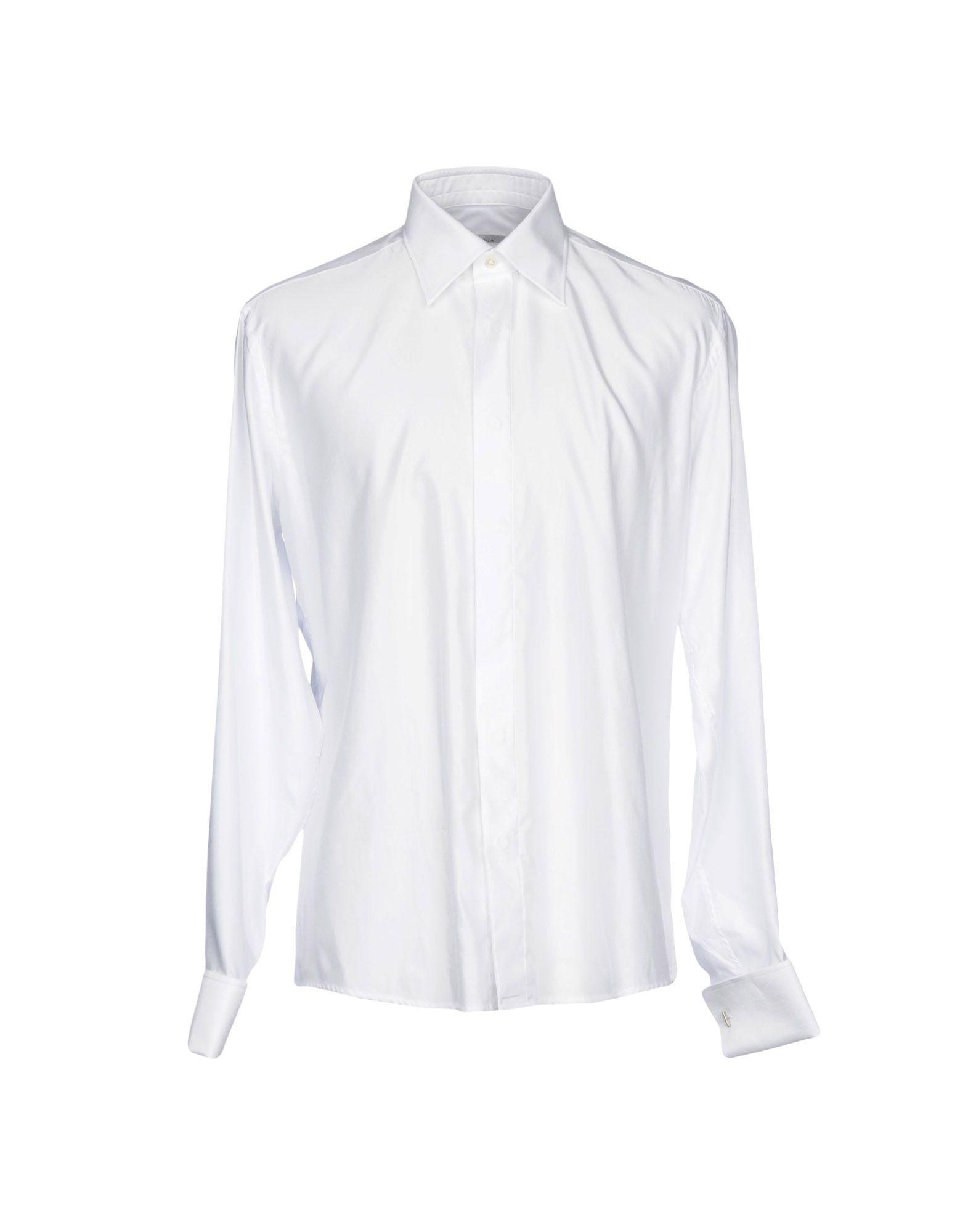 Camicia Tinta Unita Pal Zileri Cerimonia Uomo Uomo Cerimonia - 38758417DD 1f4dac