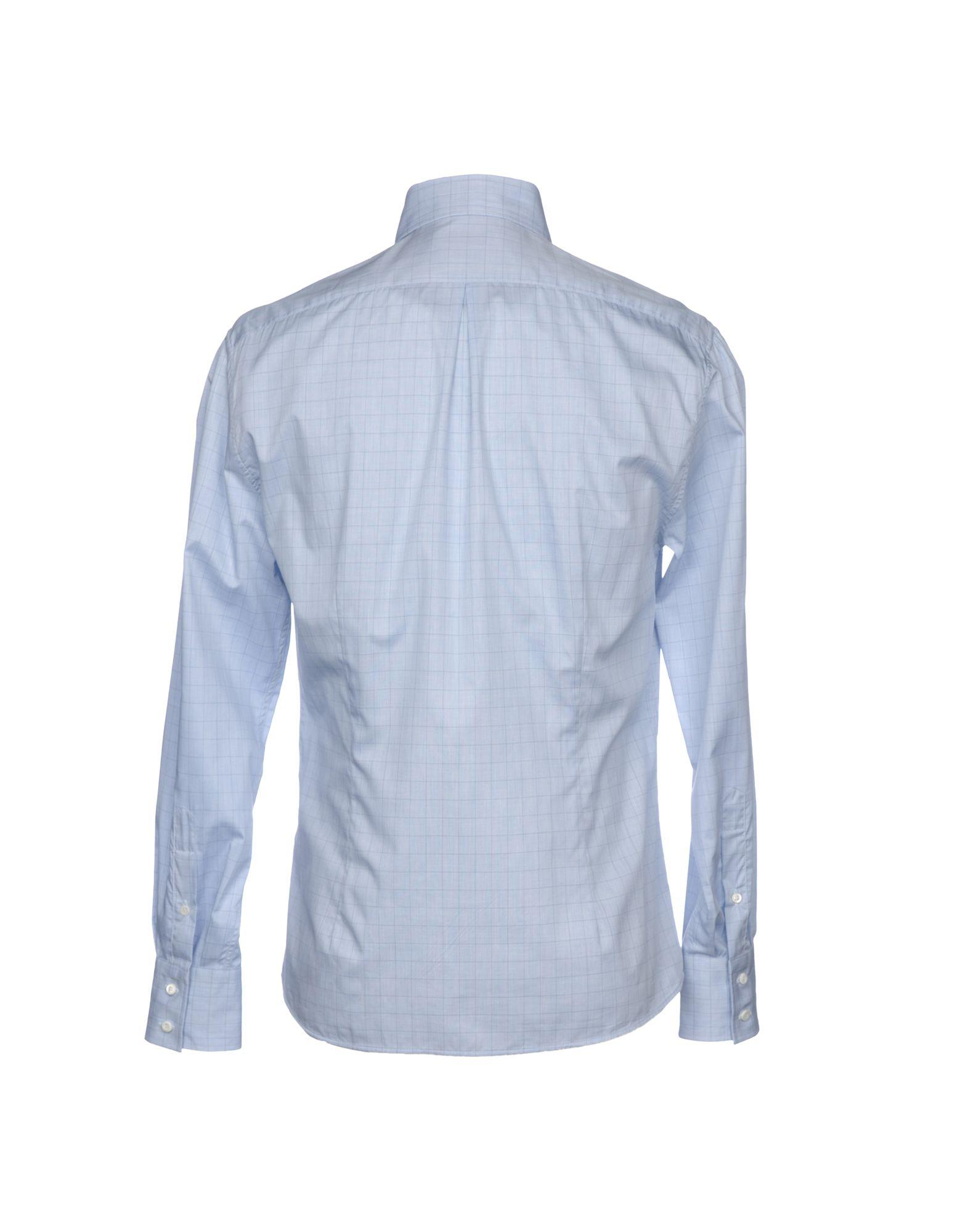 Camicia A Quadri Quadri A Brunello Cucinelli Uomo - 38759117TL fdcf5d