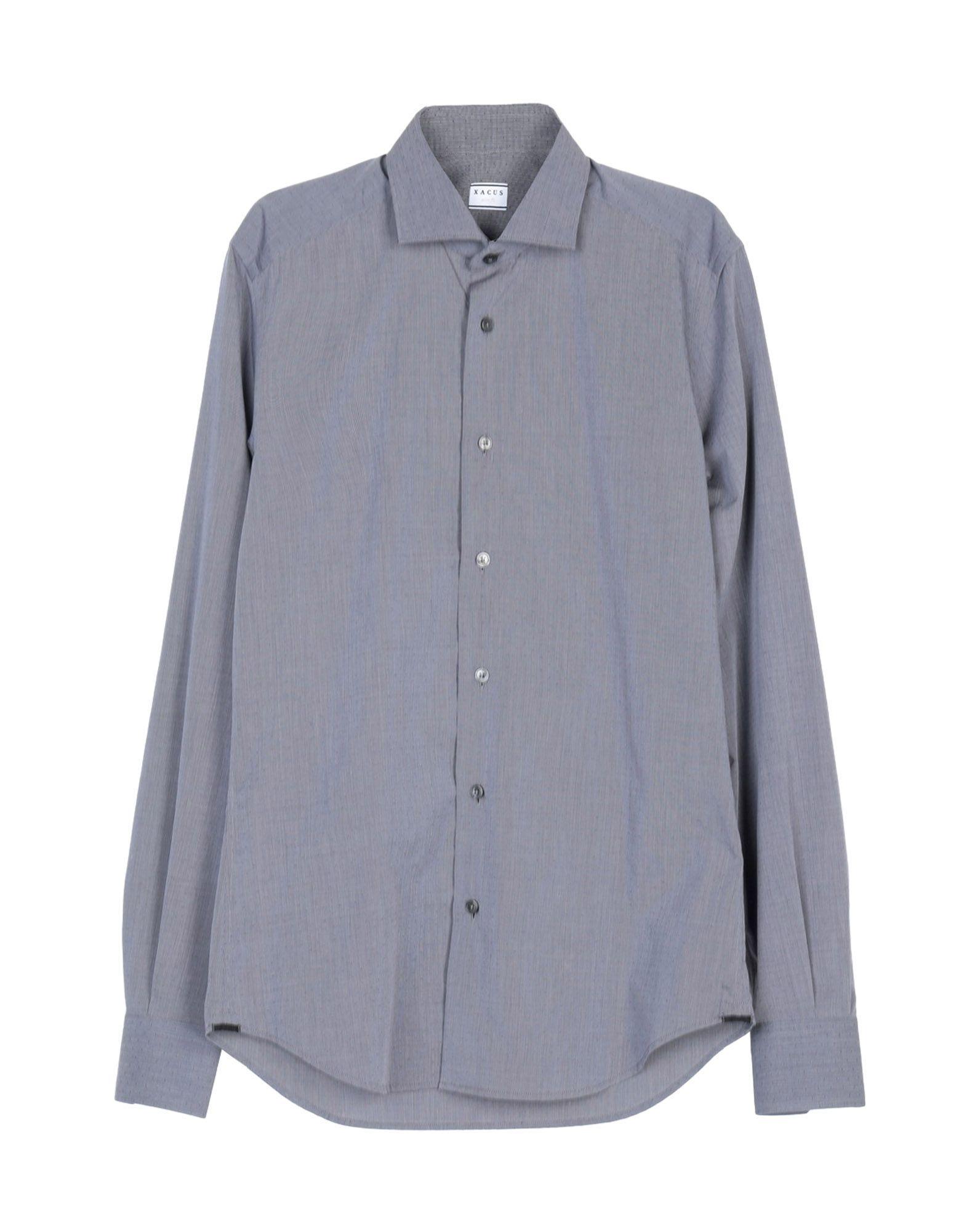 Camicia A Righe Xacus herren - 38759207OC