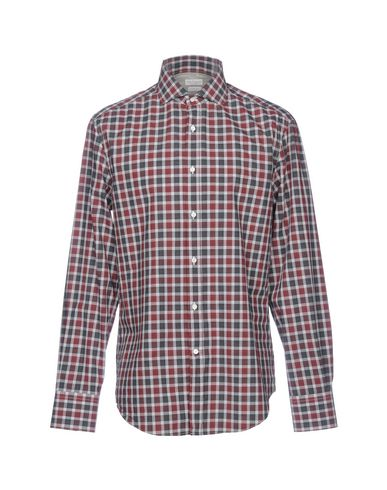 e4862cae6dbe Brunello Cucinelli Checked Shirt - Men Brunello Cucinelli Checked ...