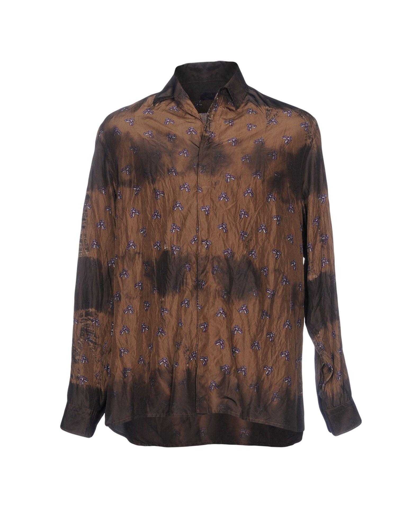 Camicia Fantasia Lanvin Uomo - - - 38759808BI 496502