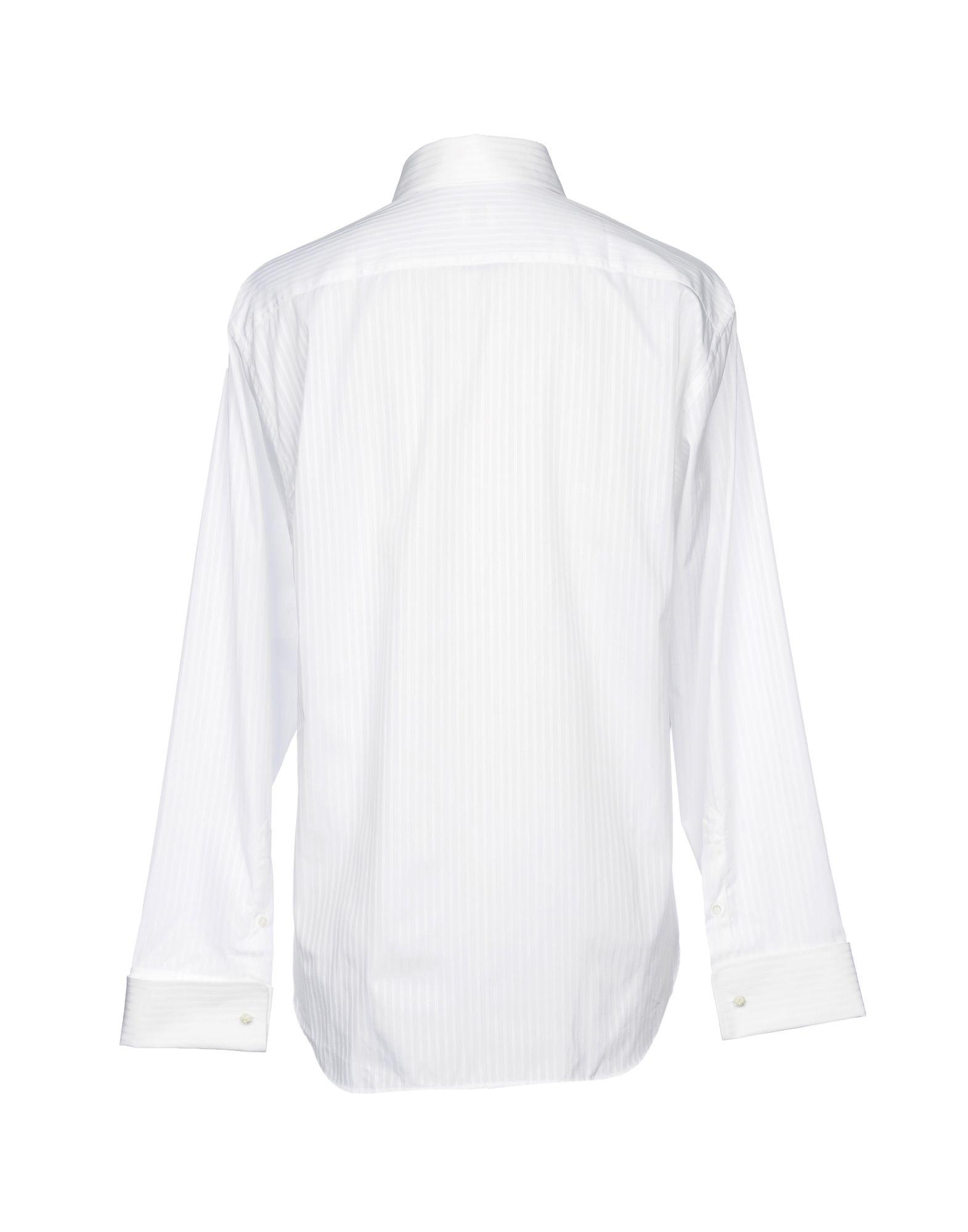 Camicia Tinta - Unita Armani Collezioni Uomo - Tinta 38759810RG b0f78a