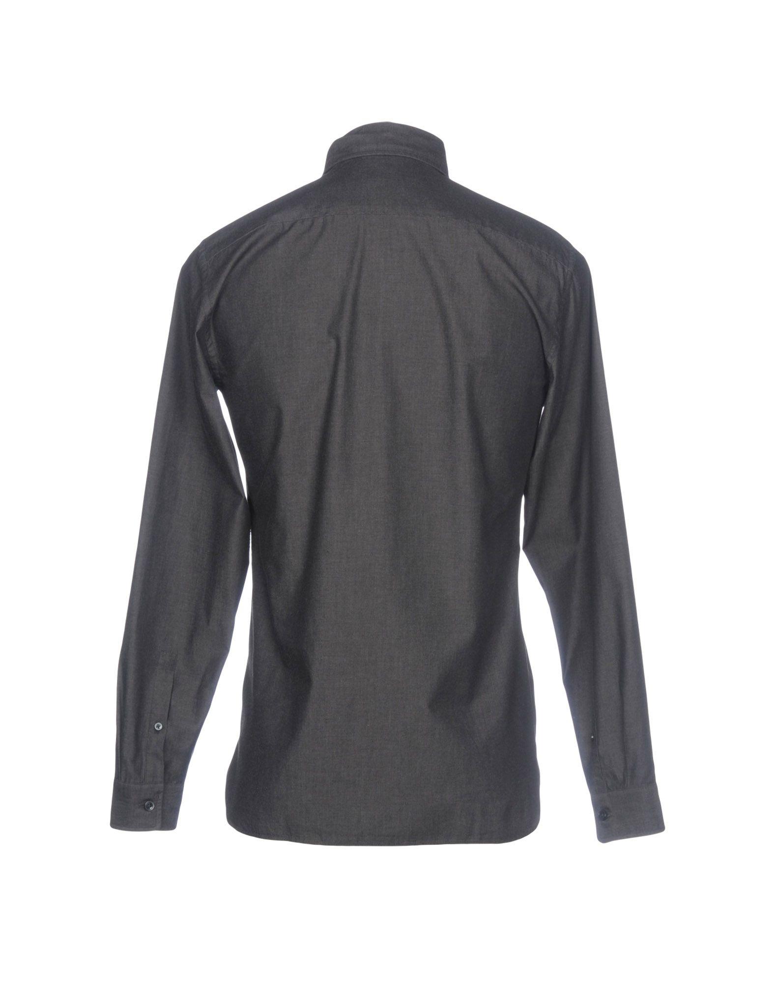 Camicia Tinta Unita Unita Tinta Zzegna Uomo - 38759851FV 4900d5