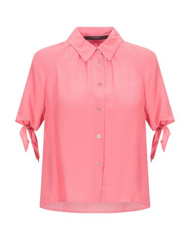 GUESS - Solid colour shirts & blouses