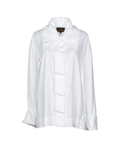Vivienne Westwood Anglomania Solid Colour Shirts & Blouses   Shirts D by Vivienne Westwood Anglomania