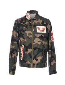 cheap for discount a35c0 22383 Giubbotti Camouflage Uomo online: Collezione Uomo su YOOX