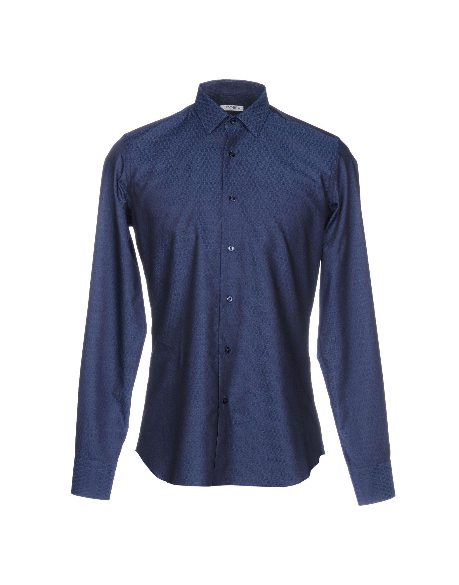 Camicia Tinta Uomo Unita Ungaro Uomo Tinta - 38760577CB f4caaf