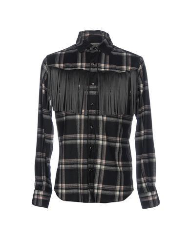 VALENTINO - Checked shirt