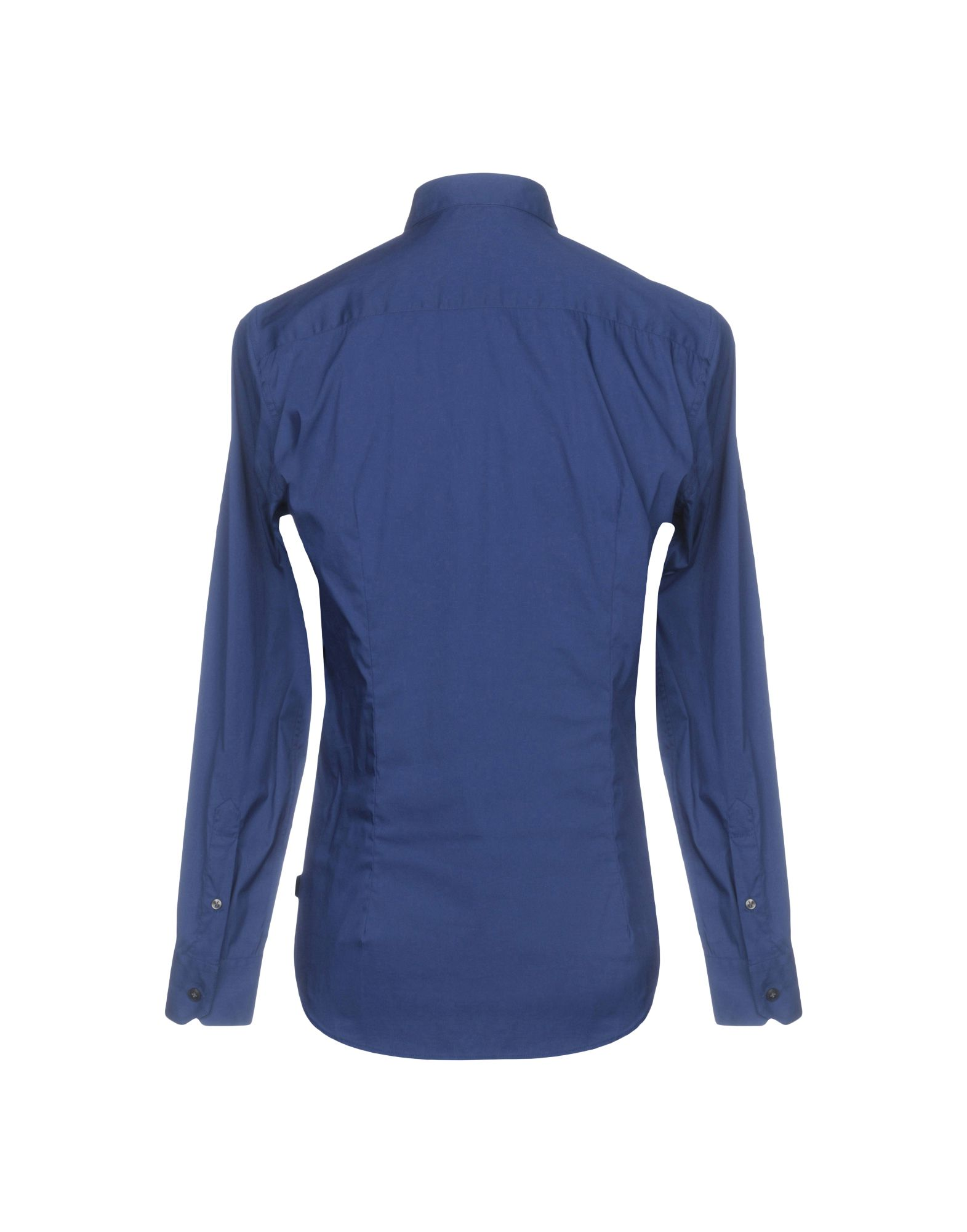 Camicia Tinta - Unita Armani Collezioni Uomo - Tinta 38760696MO 459043