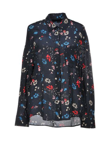 BALENCIAGA - Floral shirts & blouses
