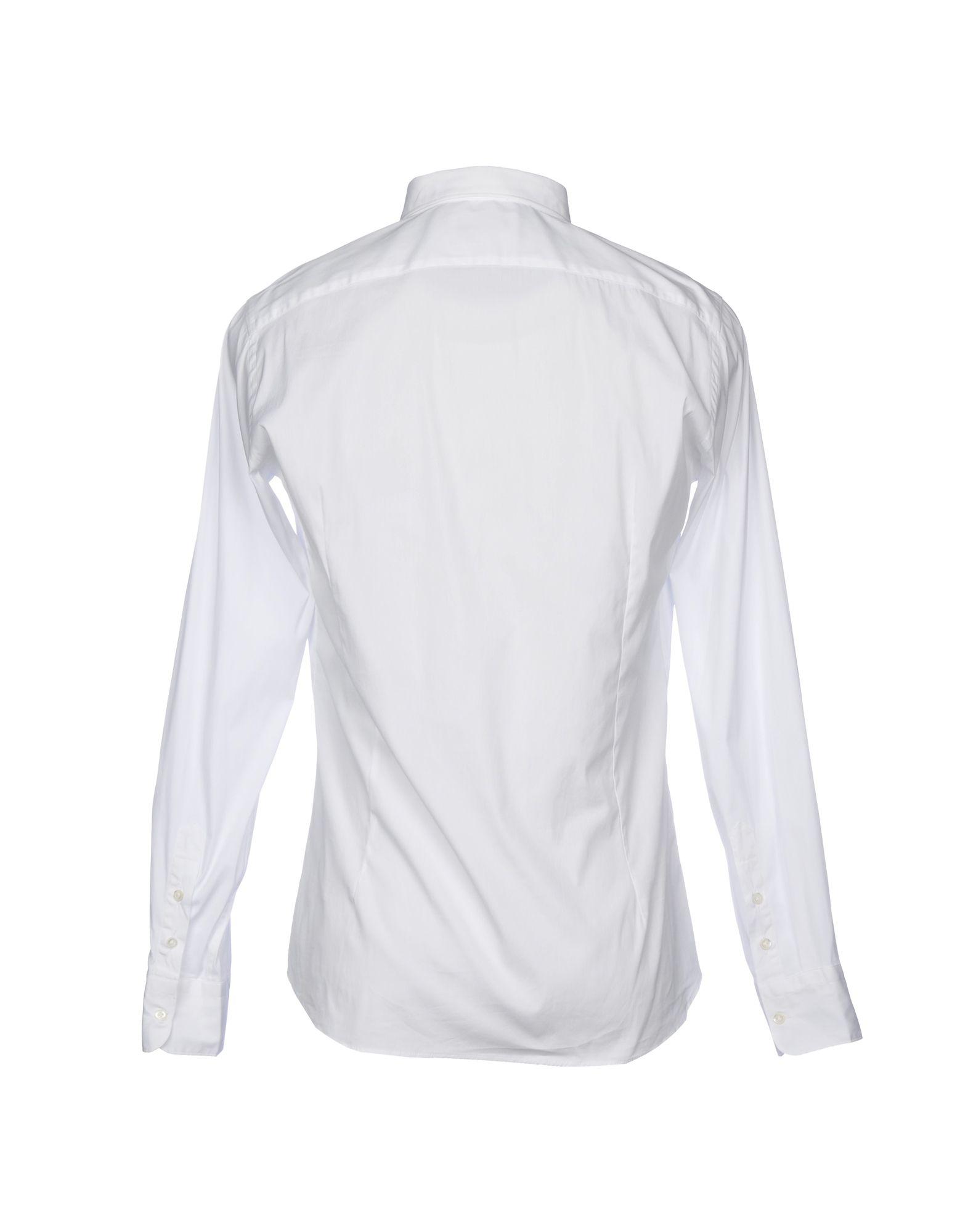Camicia Tinta Unita Aglini Uomo - 38761550KK 38761550KK 38761550KK ca49fa