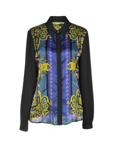 Chemises Et Chemisiers En Soie Versace Jeans Femme - Chemises Et ... 2b55a041b8e