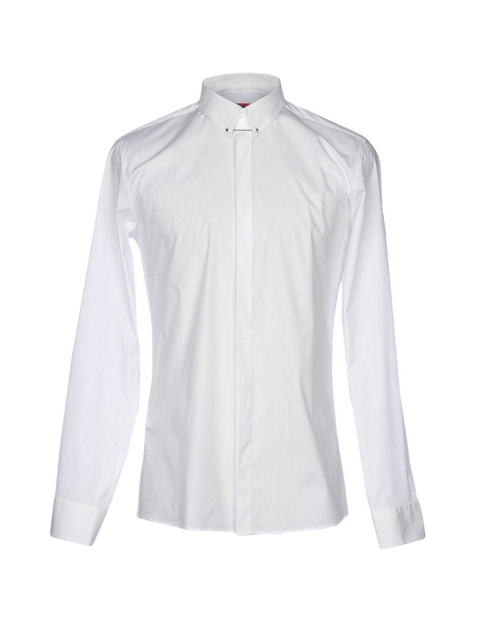 Camicia Tinta Unita Unita Tinta Hugo Uomo - 38762372ER c25b8b