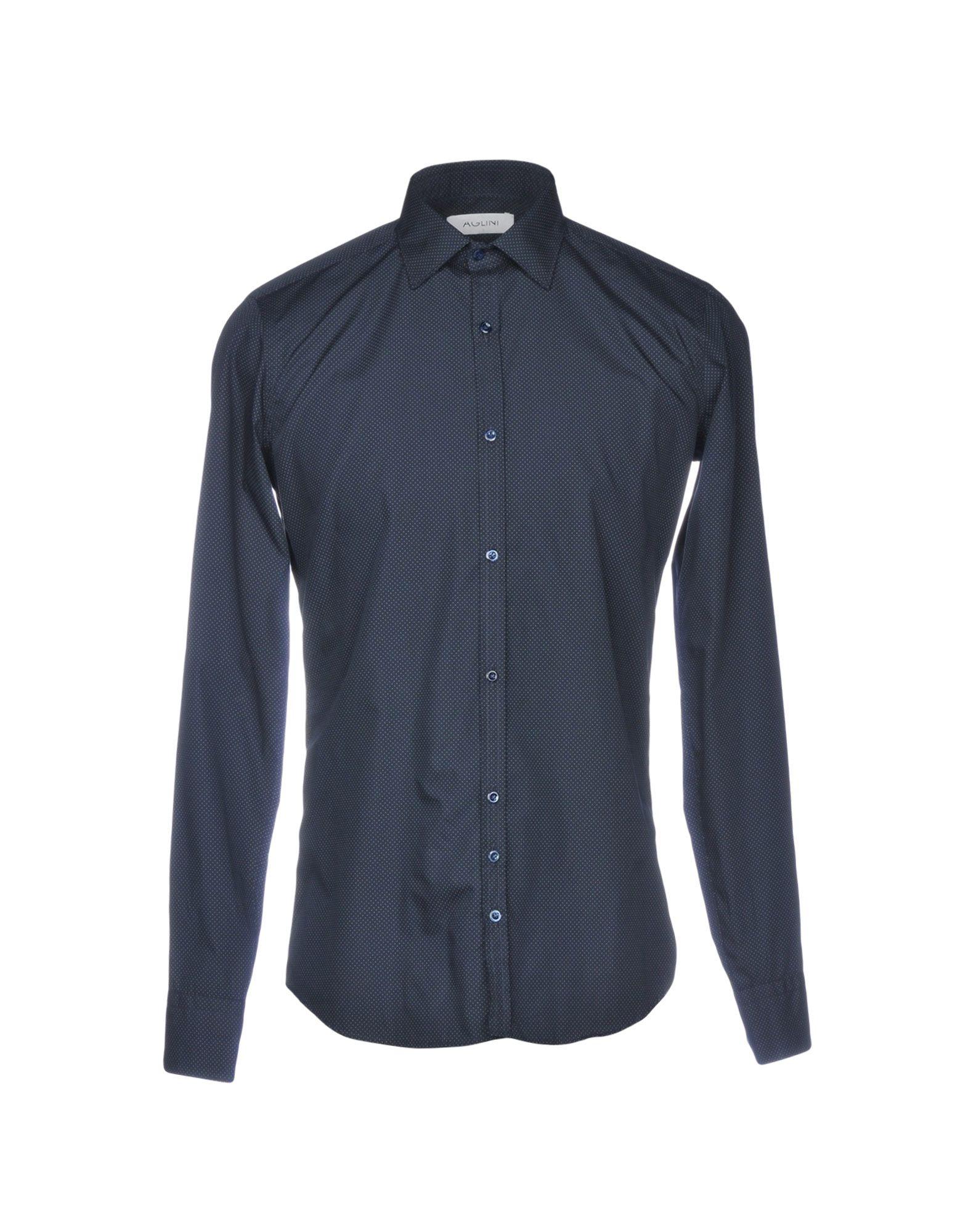 Camicia Aglini Fantasia Aglini Camicia Uomo - 38762575UW d30e04