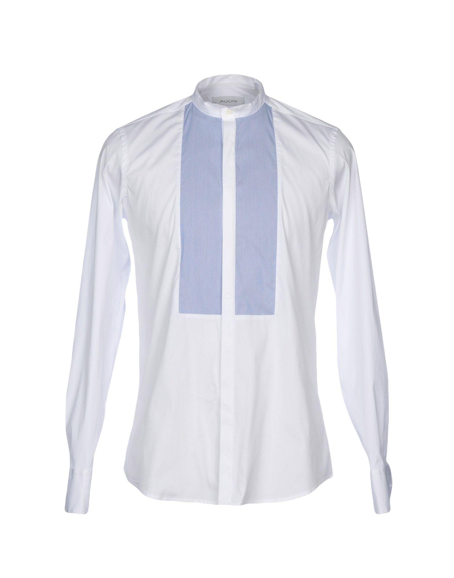 Camicia Fantasia Aglini Aglini Fantasia Uomo - 38762720FA 5b54cc