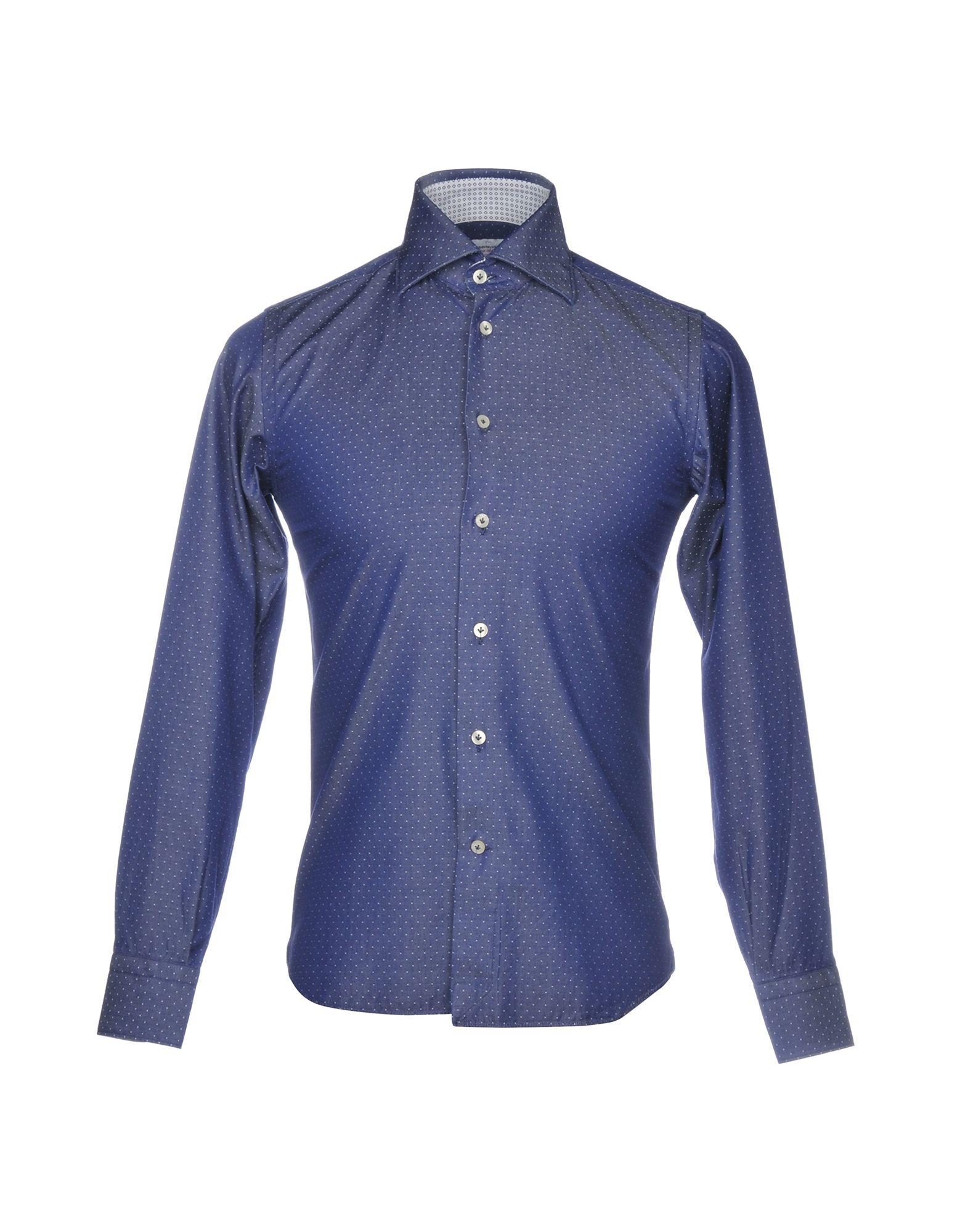 Camicia Jeans Brancaccio C. Uomo 38763083PS - 38763083PS Uomo 1962ac