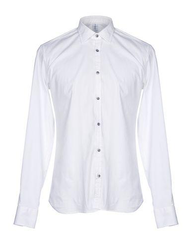 Chemise De Etichetta Couleur 35 Unie Blanc q55OPw