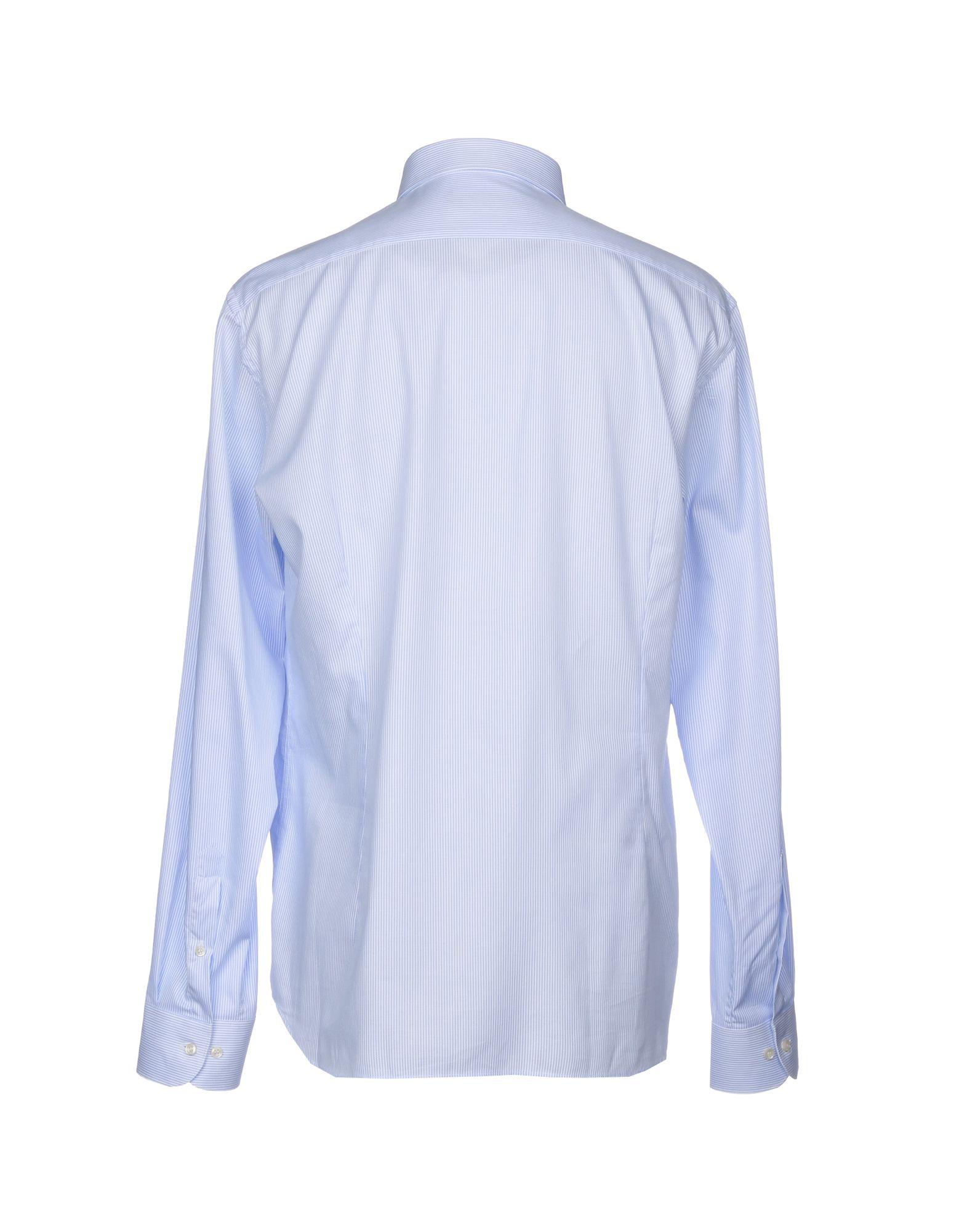 Camicia A Righe Righe Righe Andrea Morando Uomo - 38764218WS d47a62