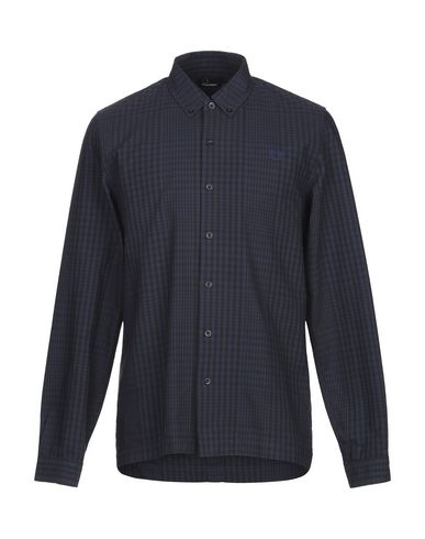 FRED PERRY - Striped shirt