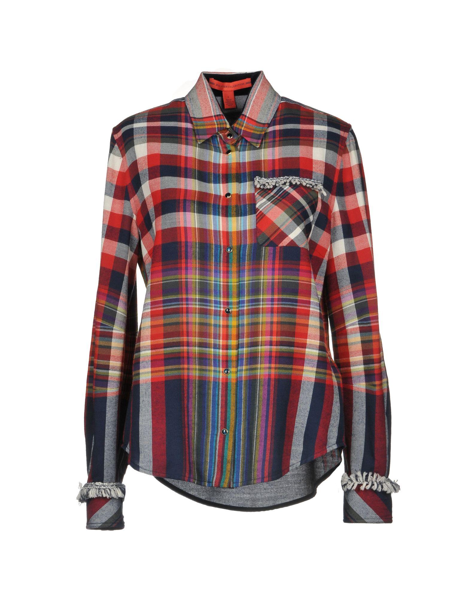 Camicia Camicia A Quadri Hilfiger Collection donna - 38764794KP