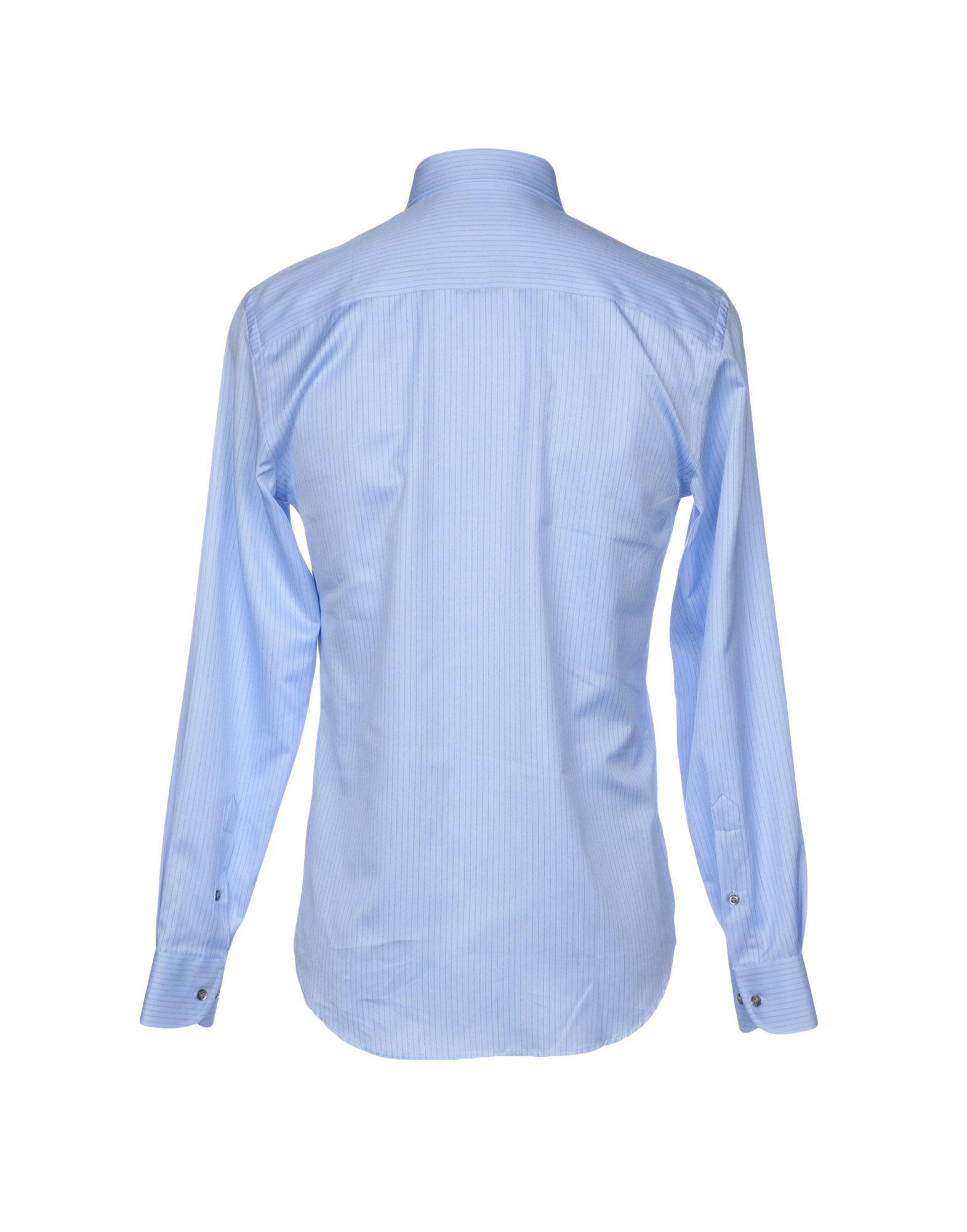 Camicia A Righe Emporio Armani Uomo - - - 38765049TO 5783cf