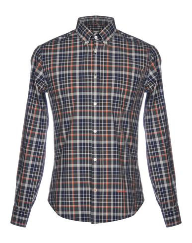 HENRY COTTON'S - Checked shirt