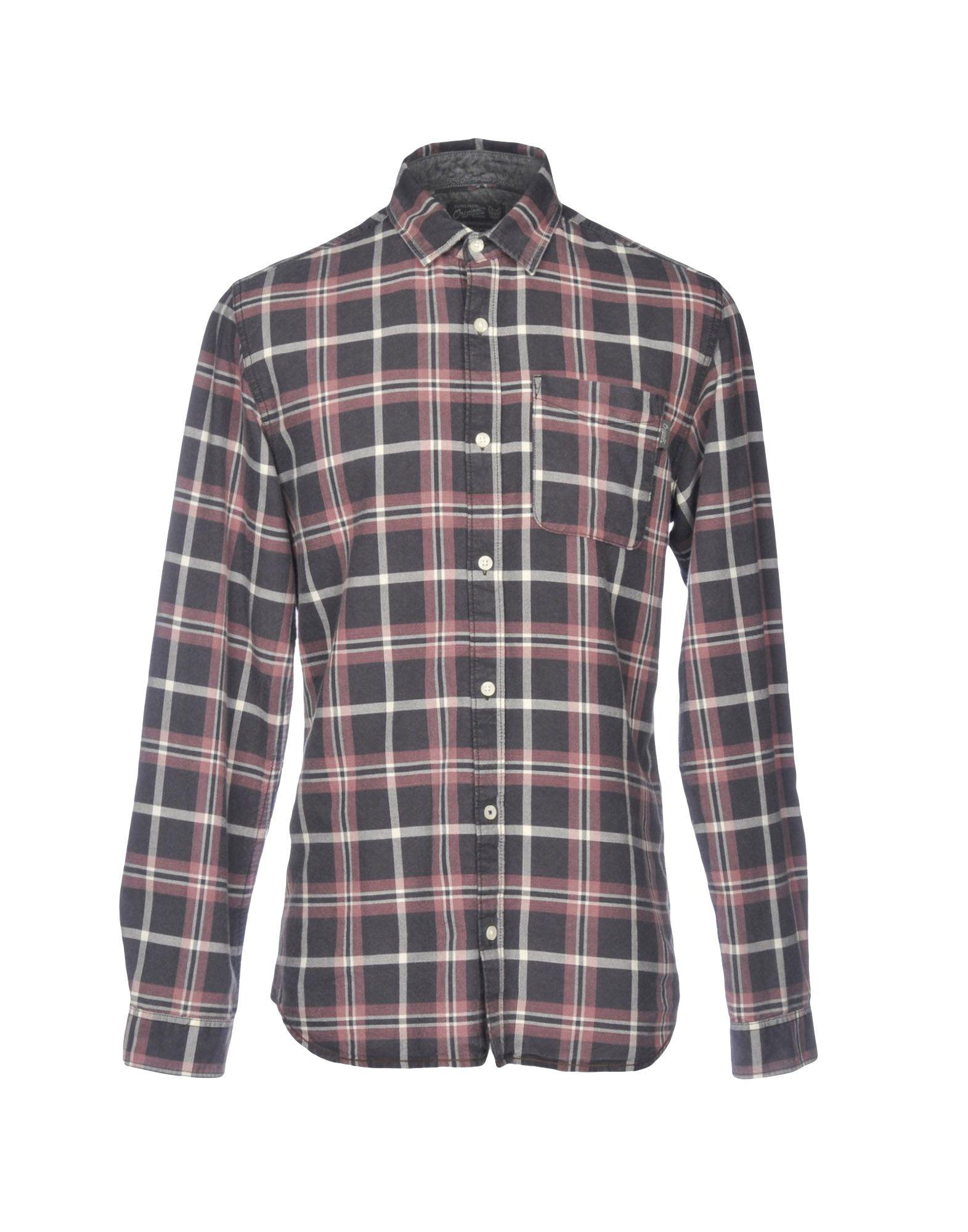 Camicia A Quadri Jack & Jones Originals uomo - 38765982UG 38765982UG 38765982UG 711