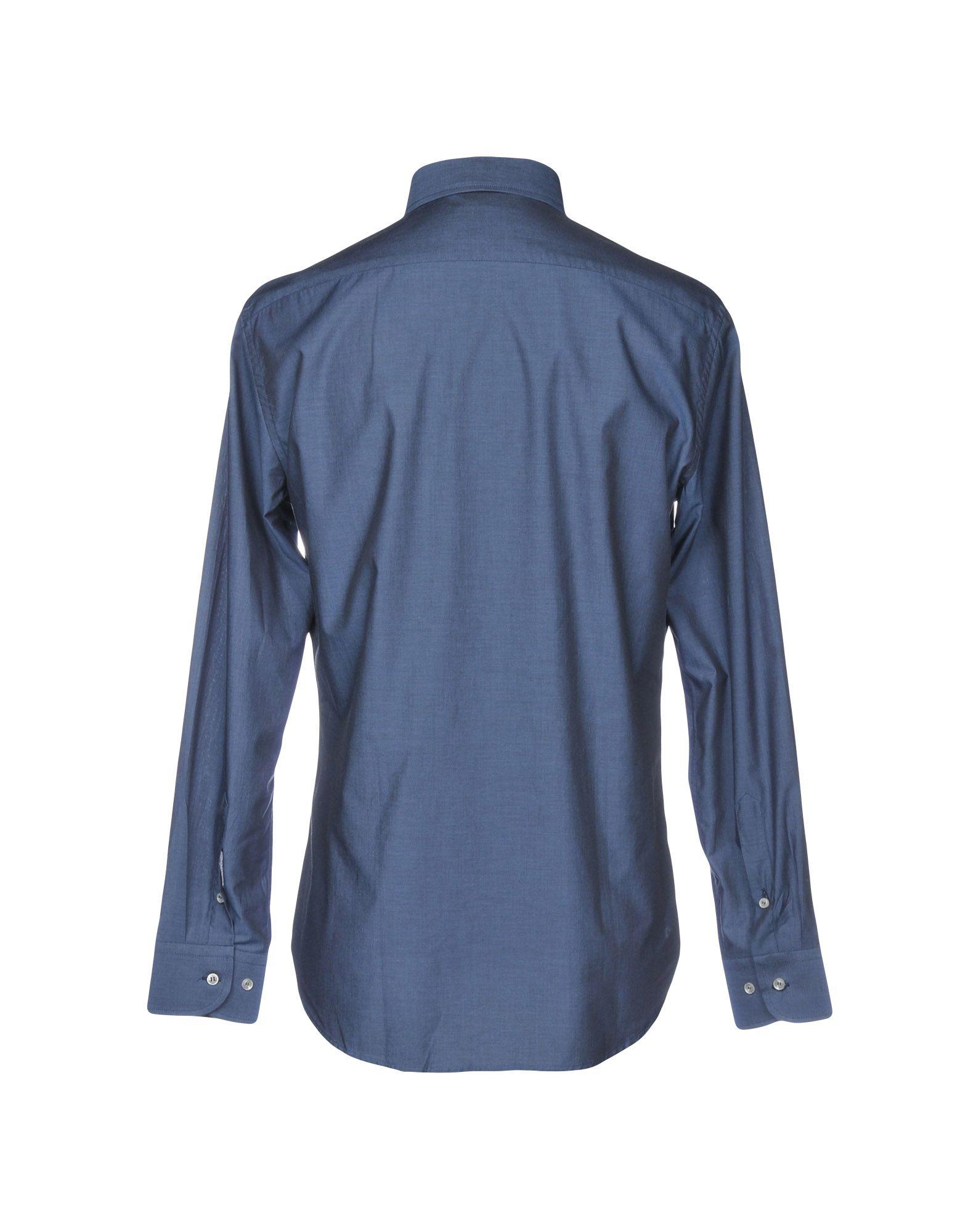 Camicia Unita Tinta Unita Camicia Montaliani Uomo - 38766022RP b110c1