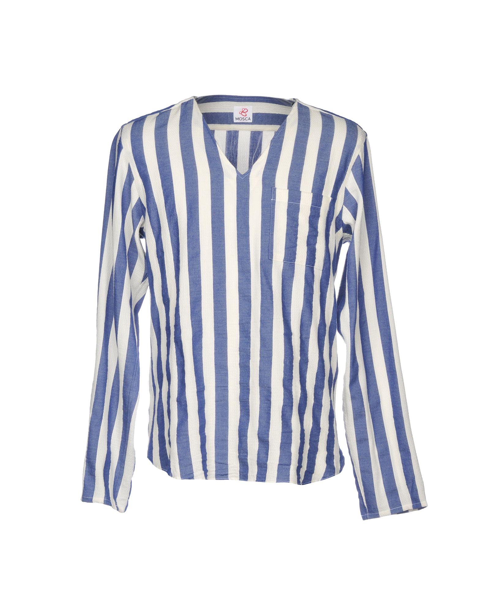 Camicia Camicia Camicia A Righe Mosca uomo - 38766856JC 3ad