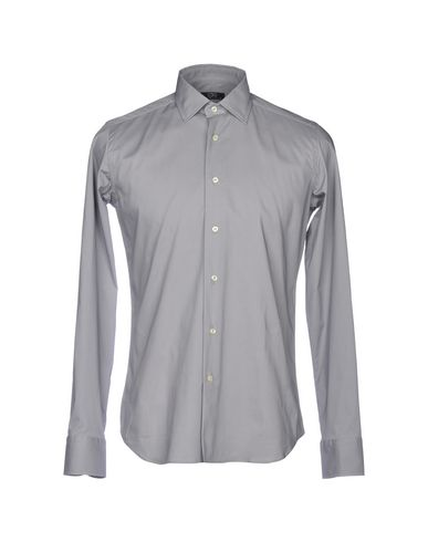 hot sale online e5165 90c55 030 CAMICIE Solid color shirt - Shirts | YOOX.COM