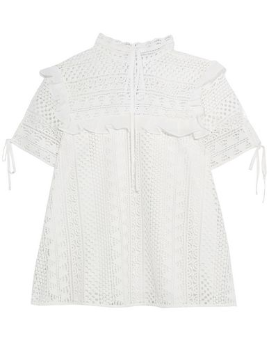 PERSEVERANCE Blouse in White