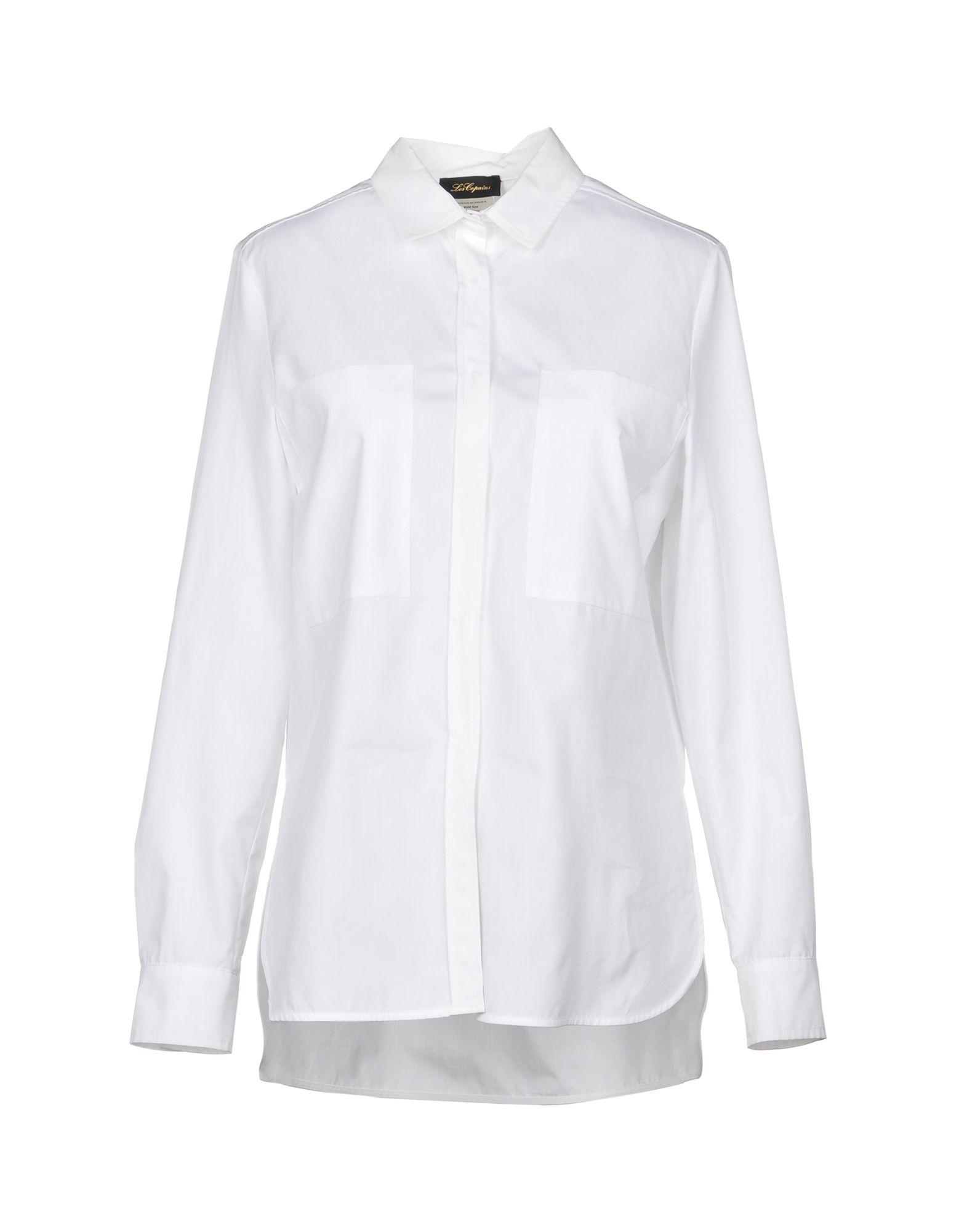 5658b68fa Les Copains Solid Color Shirts   Blouses - Women Les Copains Solid ...
