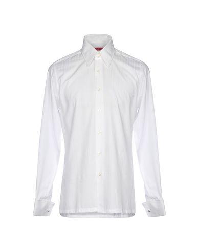 CHRISTIAN LACROIX Solid Color Shirt in White