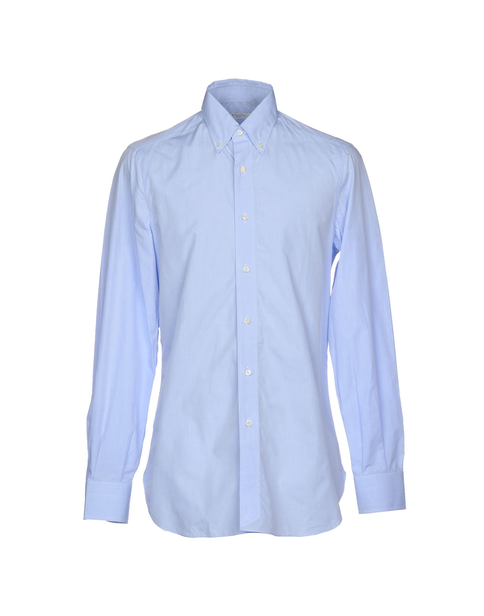 Camicia Tinta Tinta Unita Boglioli uomo - 38770316MC  Großhandelspreis