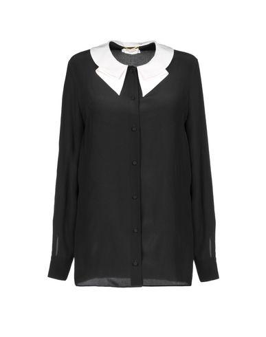 SAINT LAURENT - Camicie e bluse in seta