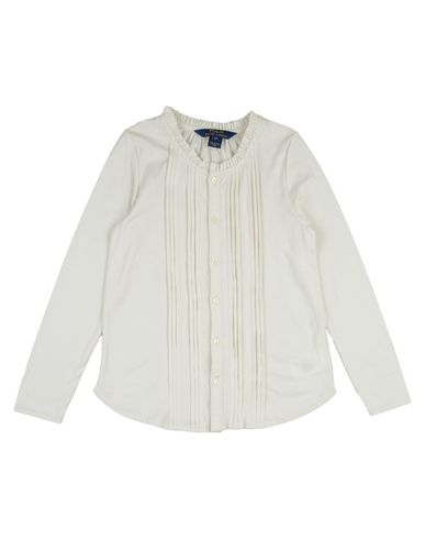 RALPH LAUREN - Solid color shirts & blouses