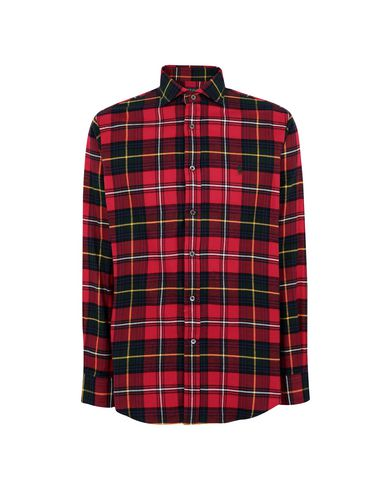 4550de4c485870 Chemise À Carreaux Polo Ralph Lauren Classic Fit Plaid Shirt - Homme ...