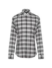 Camicie Uomo Ferragamo Camicia A Quadri Camicie Da Salvatore