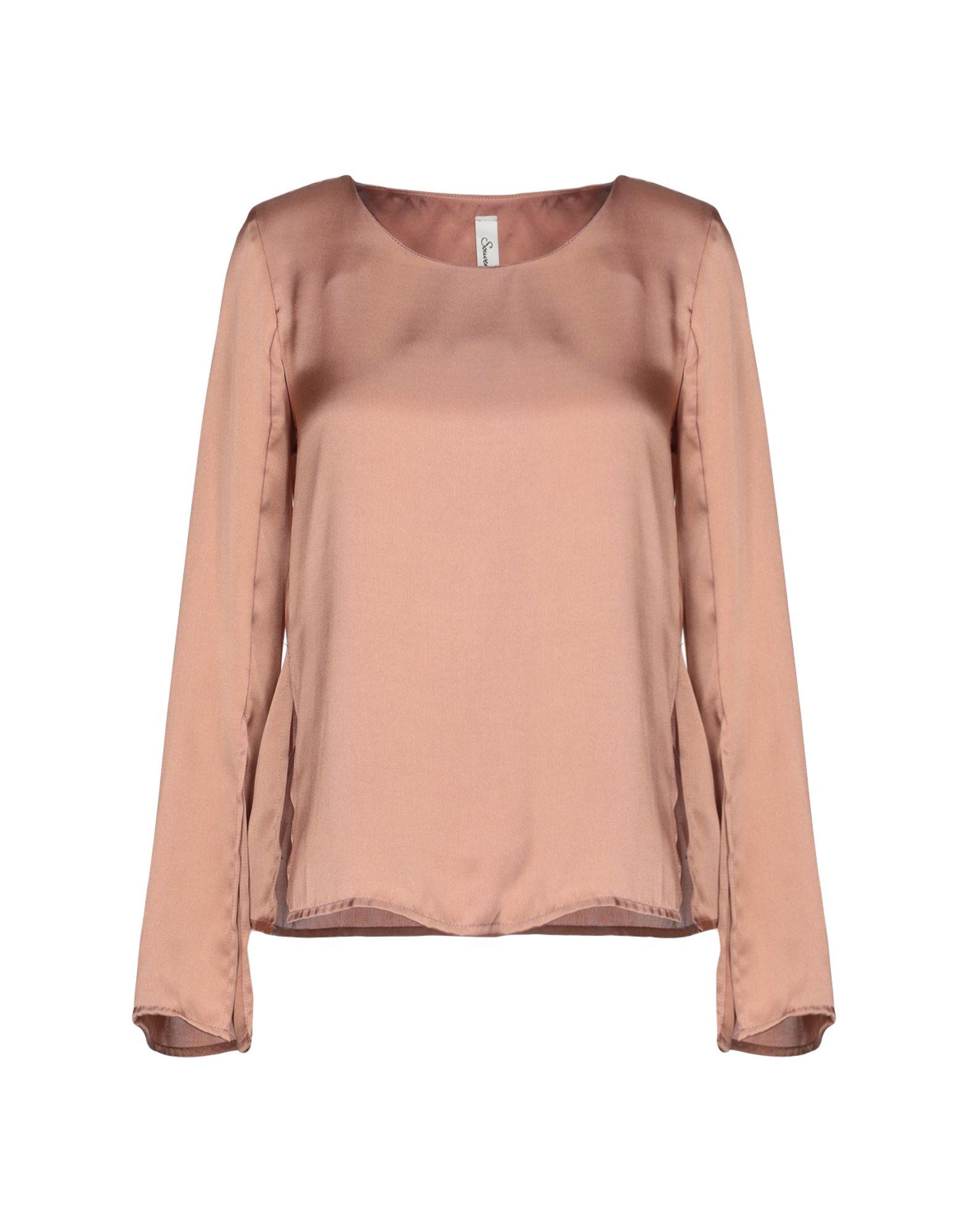 blusa blusa Souvenir donna - 38774410NU  modisch