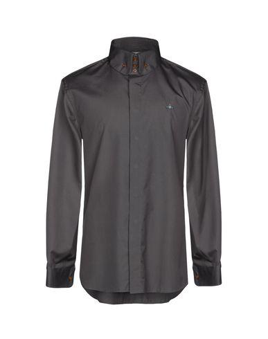 VIVIENNE WESTWOOD - Solid colour shirt