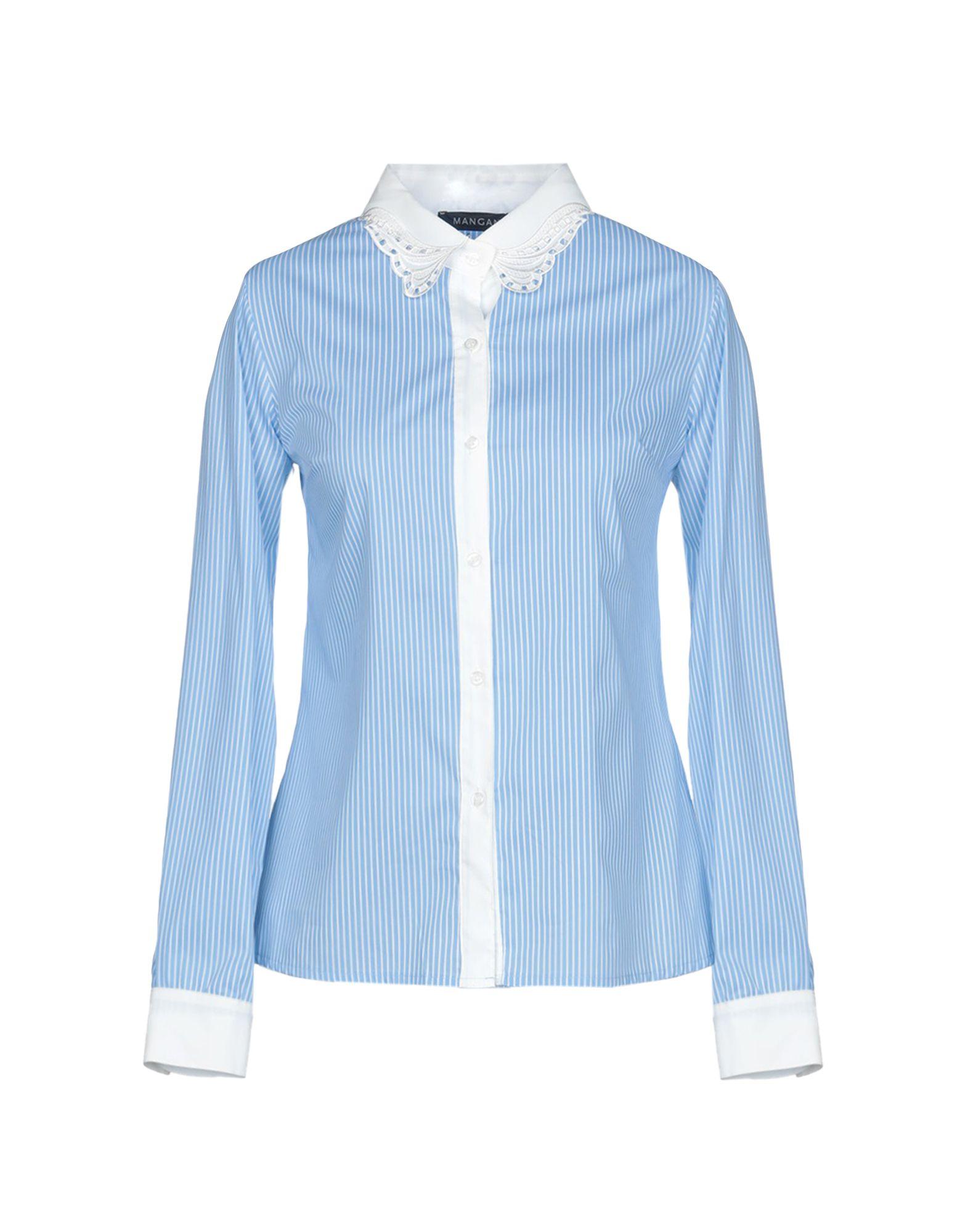 Camicia A Righe Mangano donna donna - 38774839VU  Beste Preise und frischeste Styles