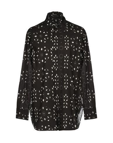 ANN DEMEULEMEESTER - Patterned shirt