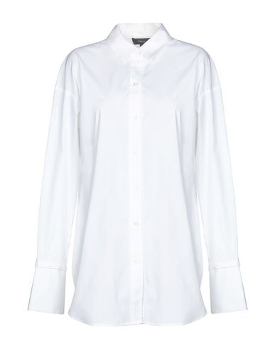 215b451809f Однотонные Рубашки И Блузки Для Женщин от Theory - YOOX Россия