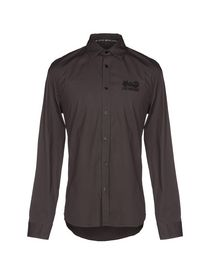 99d5c18ccb LOVE MOSCHINO - Solid colour shirt