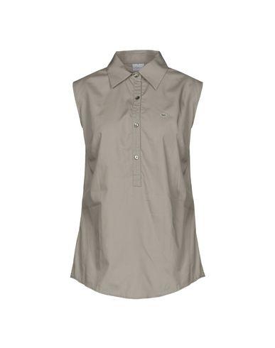 bde68461 Lacoste Solid Color Shirts & Blouses - Women Lacoste Solid Color ...