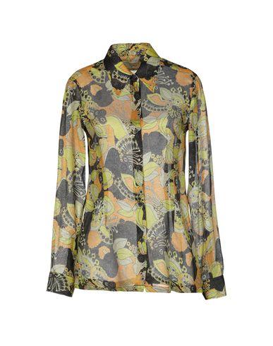 DRIES VAN NOTEN - Floral shirts & blouses
