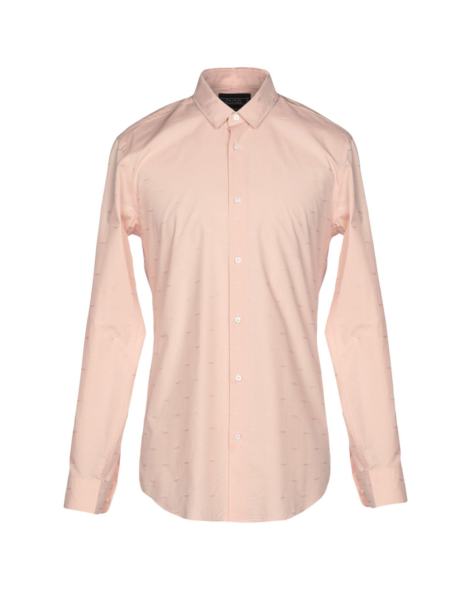Camicia Tinta Unita Scotch & Soda herren - 38776326CL