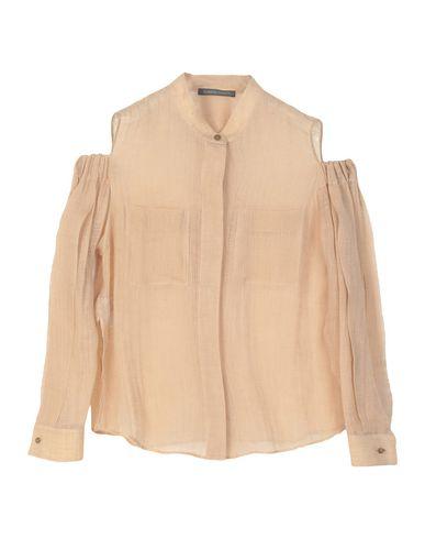 ALBERTA FERRETTI - Linen shirt