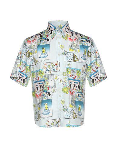 huge selection of 7913f 28fcd PRADA Camicia - Camicie | YOOX.COM